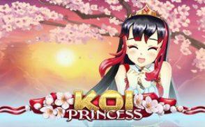 Играть в Koi Princess