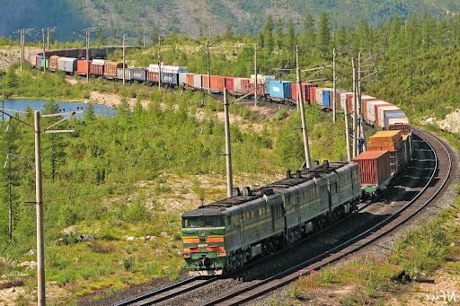 ЕС поощряет железнодорожные перевозки грузов