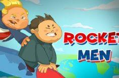 Играть в Rocket Men